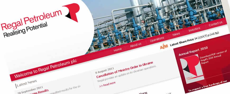 Regal Petroleum     Ως φορολογικός αντιπρόσωπος / εκπρόσωπος Αγγλικής εταιρείας εισηγμένης στο ΧΑ Λονδίνου